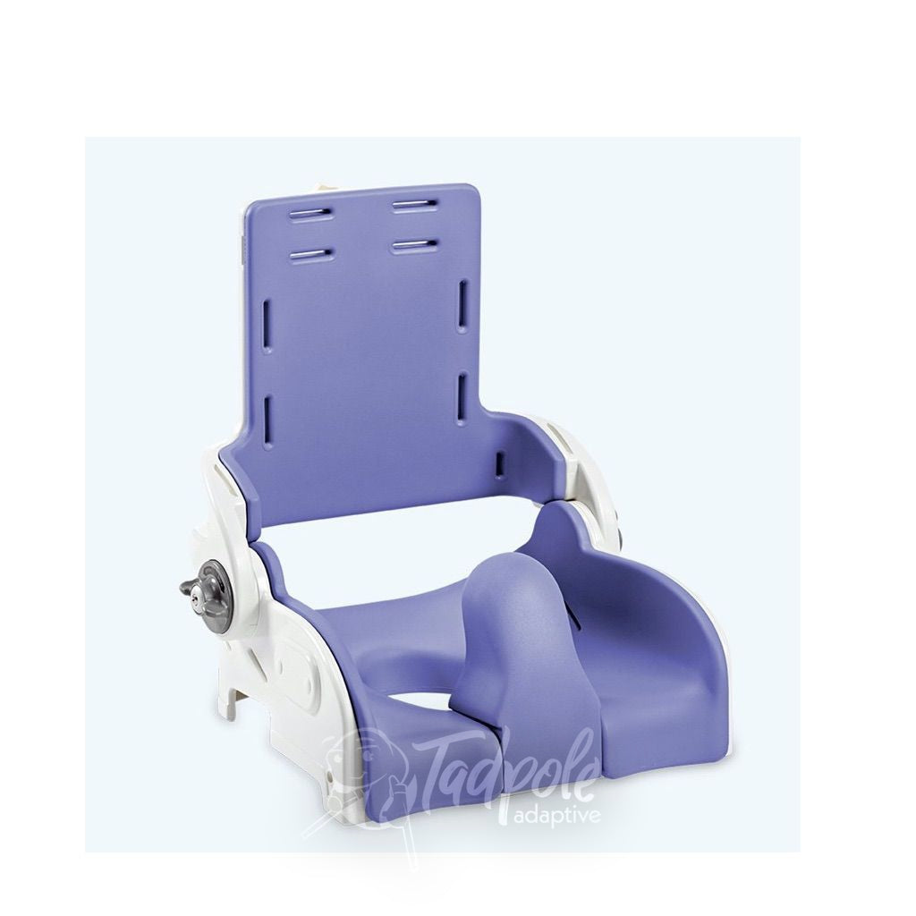 R82 Flamingo High-Low Toilet/Bathing Chair Blue Varient