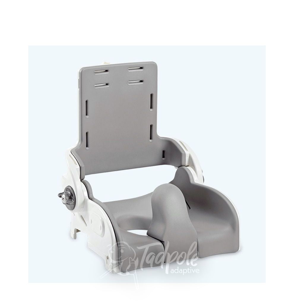 R82 Flamingo High-Low Toilet/Bathing Chair Grey Varient