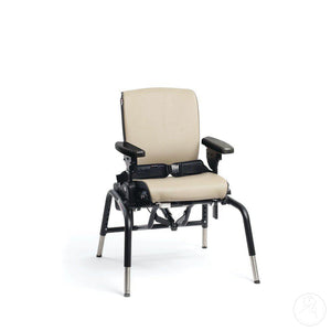 Medium Rifton Activity Chair in Beige/Tan.