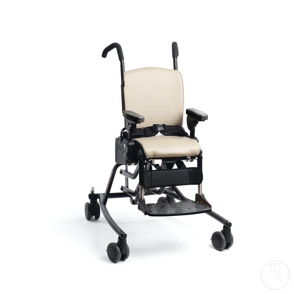 Rifton Small Activity Chair with Hi-Low Base main picture in Tan.