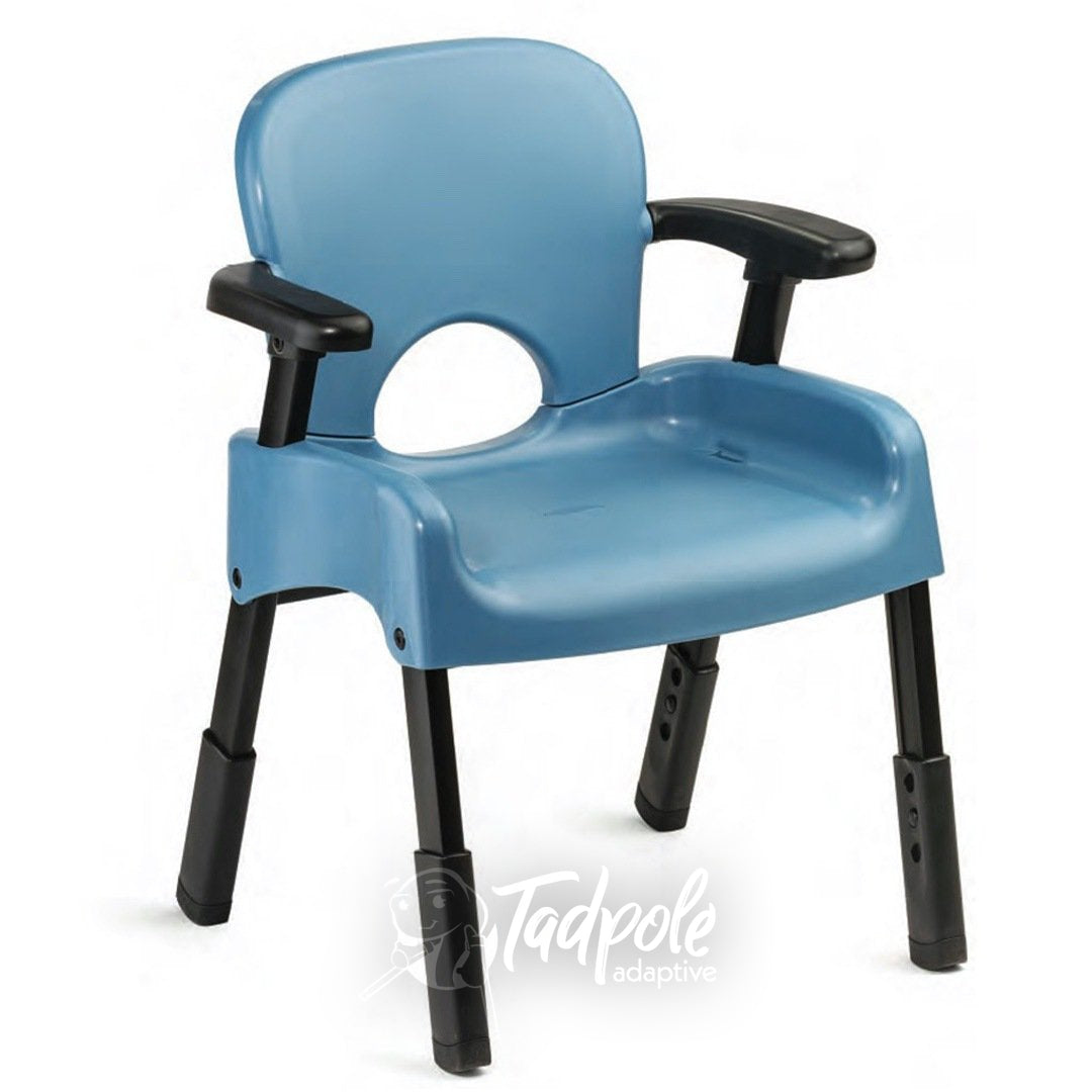 Rifton Compass Chair, main image, white background.