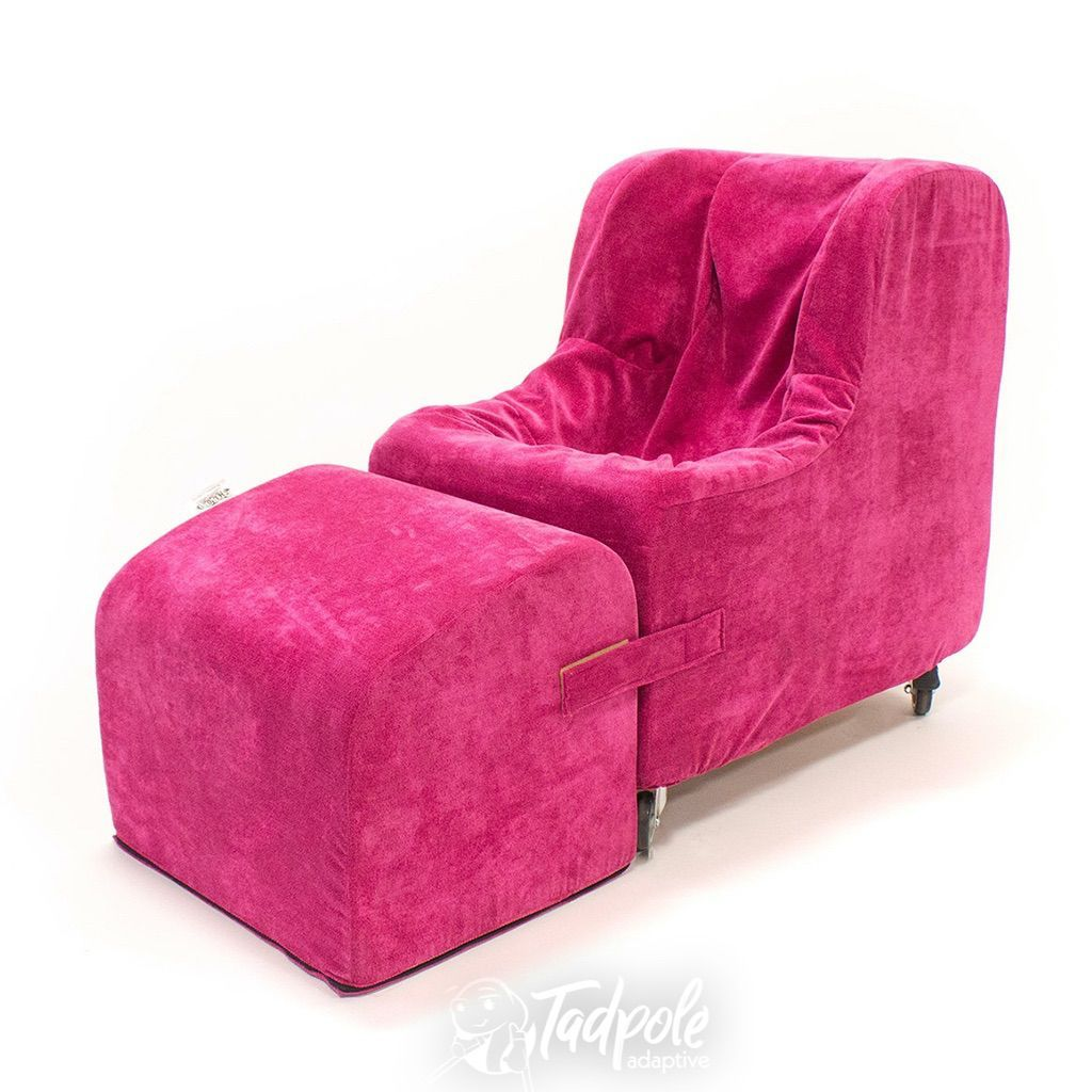 Chill-Out Rocker Chair by Freedom Concepts, main image, in Pink.