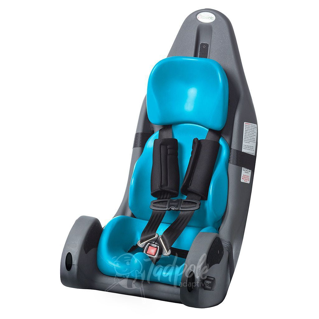 Special Tomato MPS Carseat in aqua.