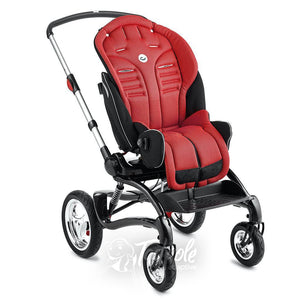 R82 Stingray Special Needs Stroller, in Red, main picture.