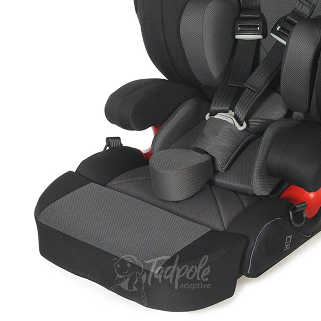 Thomashilfen Recaro Monza Nova 2 Reha with Seat Depth Extender.
