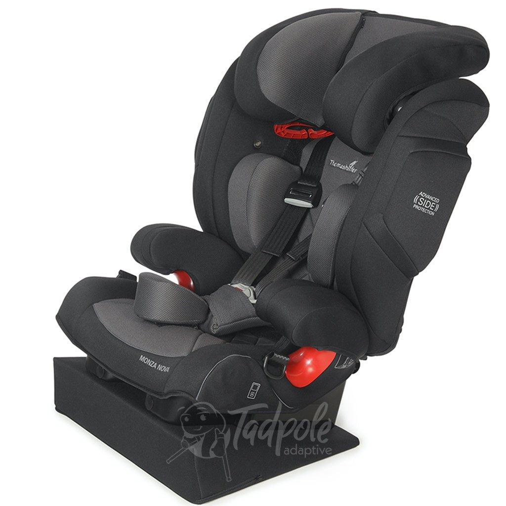Thomashilfen Recaro Monza Nova 2 Reha with wedge.,
