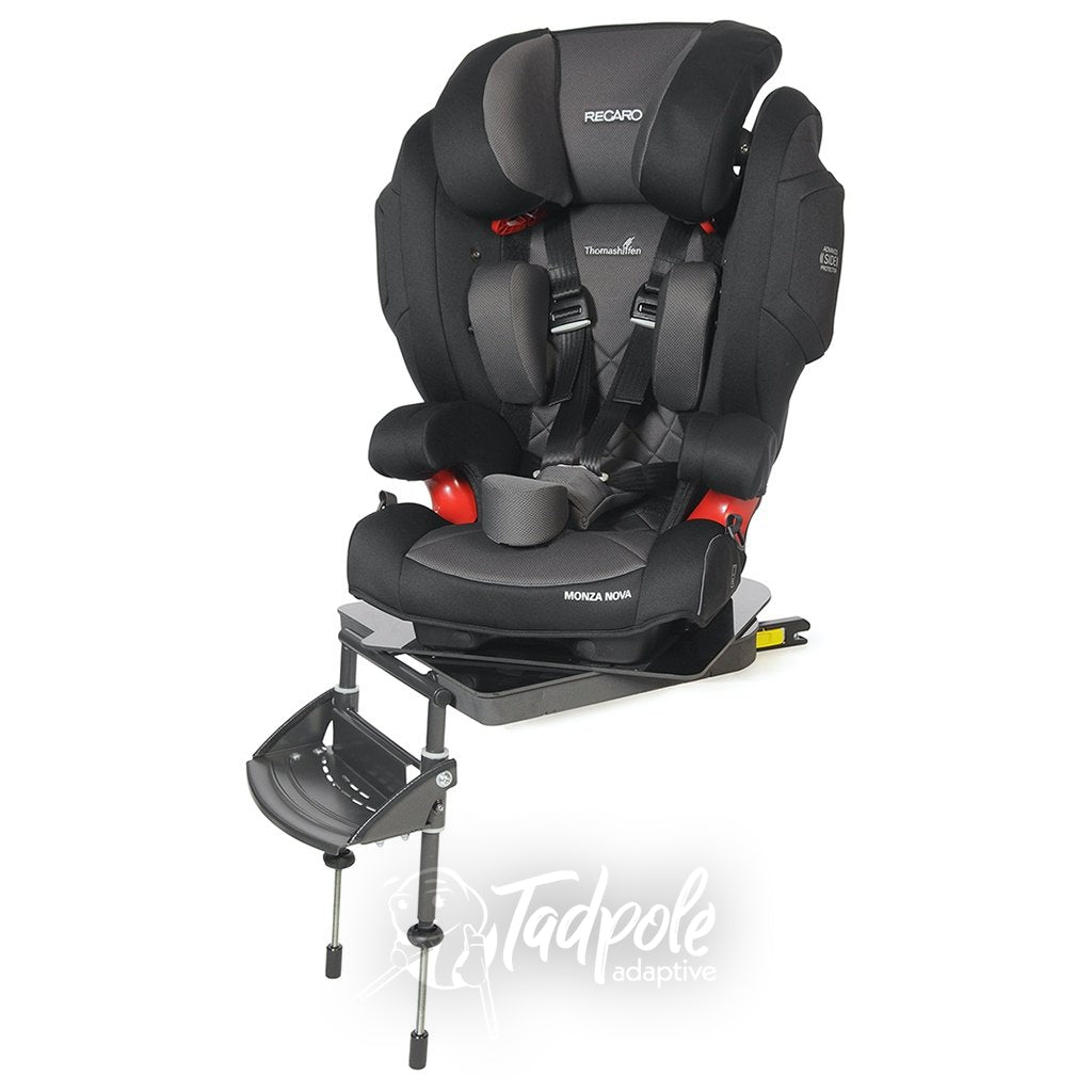 Thomashilfen Recaro Monza Nova 2 Reha with Adjustable Leg Extension