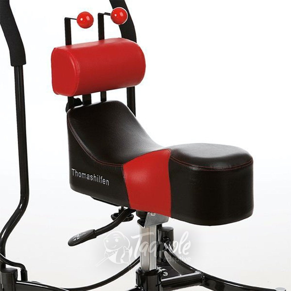 Thomashilfen ThevoSiiS is Ergonomically designed seat and impulse generators