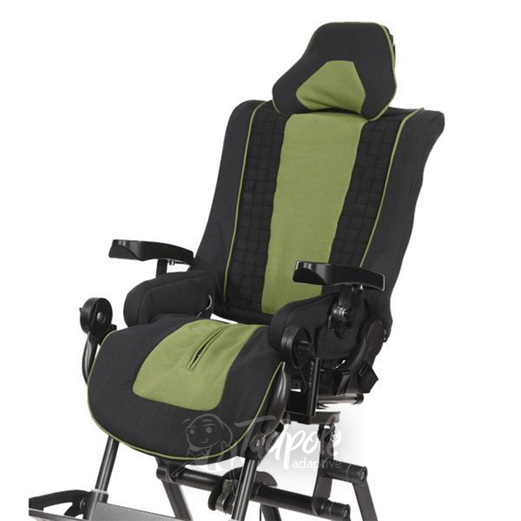 Thomashilfen ThevoTherapy Hi-Lo Seat with armrests.