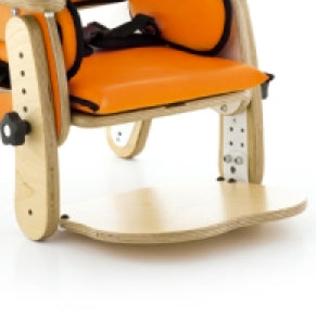 Leckey PAL Seat with Foot Support on Tadpole Adaptive