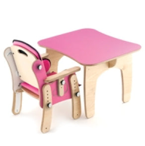 Leckey PAL Seat with Table on Tadpole Adaptive