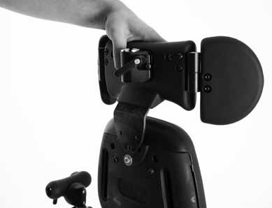 Leckey Mygo Stander Shoulder Bolt On