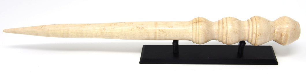 Birdseye Maple Magic Wand