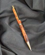 24k Gold Slimline - Cocobolo Pencil