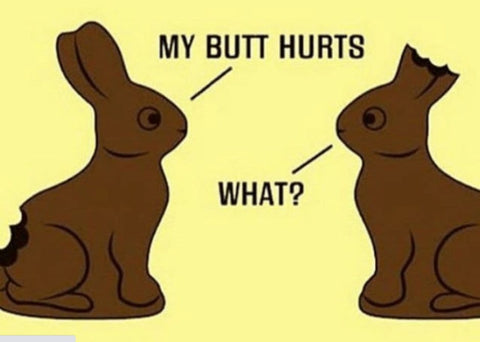 Inappropriate Gift Co Easter meme
