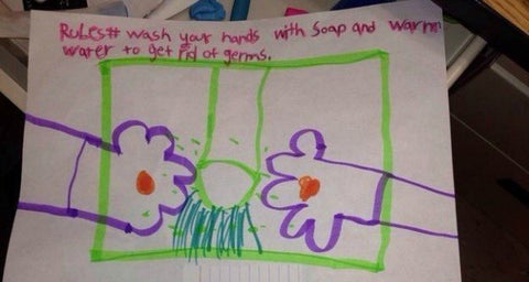 Inappropriate gift - Kids Drawings