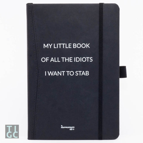 black book people i want to stab