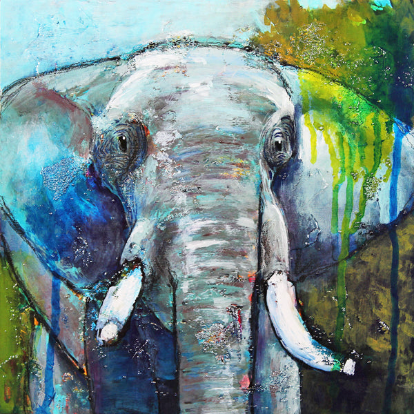 Hathi - Original Art