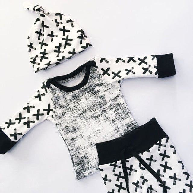 Geometric Complete Outfit