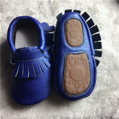 Moccasins - 11 Colors