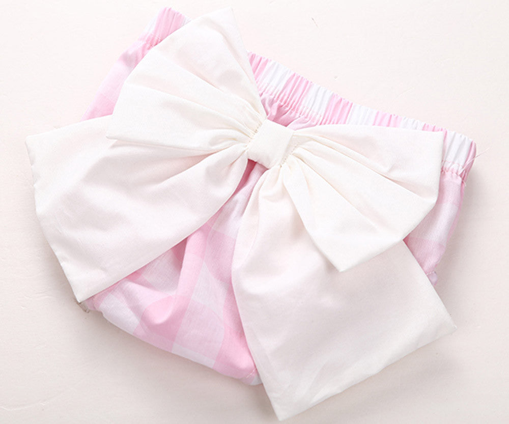 Halter + Big Bow Bloomer