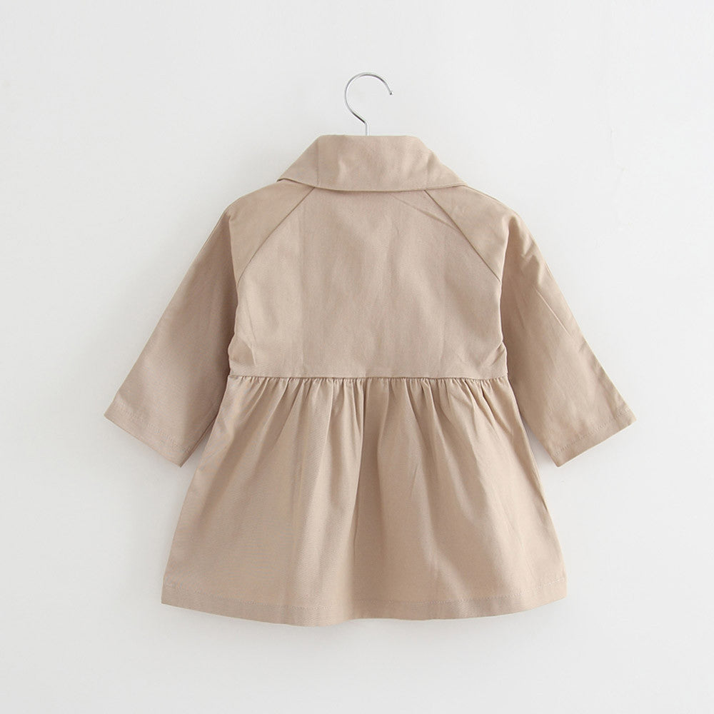 Canvas Pleated Jacket