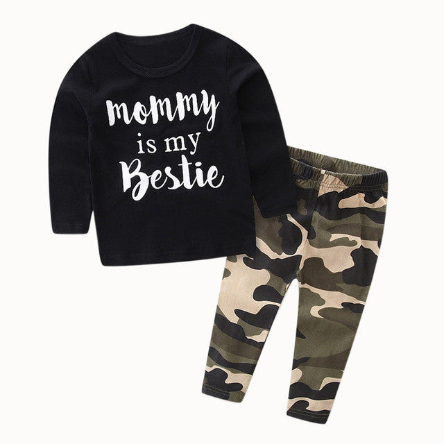 Bestie Camo Outfit
