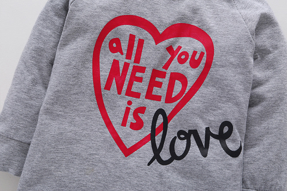 All You Need Is Love Outfit