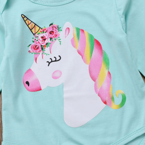 Unicorn Long Sleeve Jumpsuit