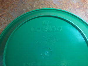 "Official Pan Of The GPAA Gold Prospectors The Gold Catcher 14"" Green Gold Pan"