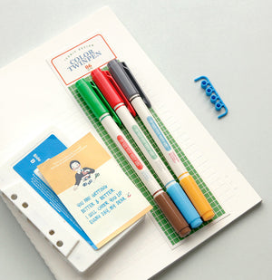 Color Twin Pen