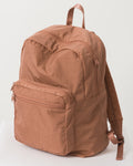 School Backpack - Terracota