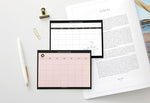 Sticky Monthly Planner