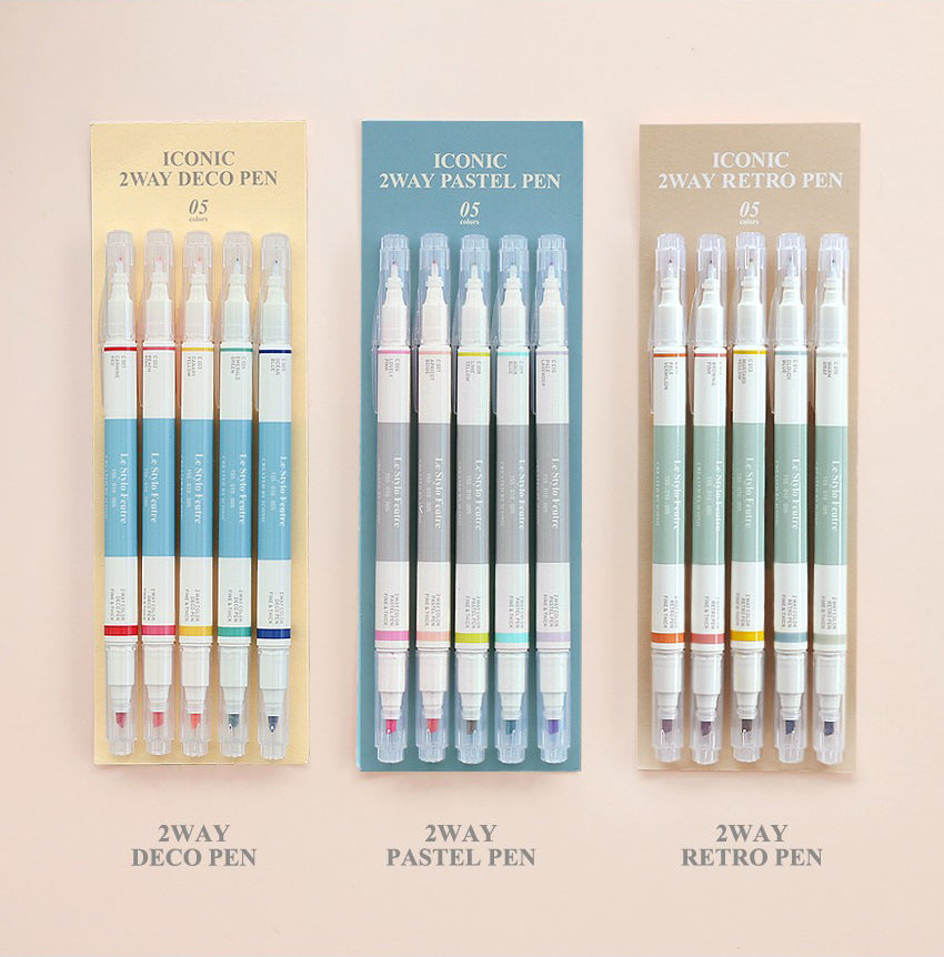 Two Way Pen Series Pack