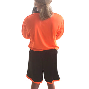 Orange Kit Short Sleeve