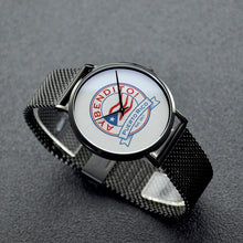 30 Meters Waterproof Quartz Fashion Watch With Casual Stainless Steel Band - aybendito