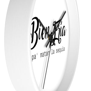 Refranes Collection: Wall clock - aybendito