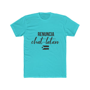Ricky Renuncia Men's Cotton Tee - aybendito