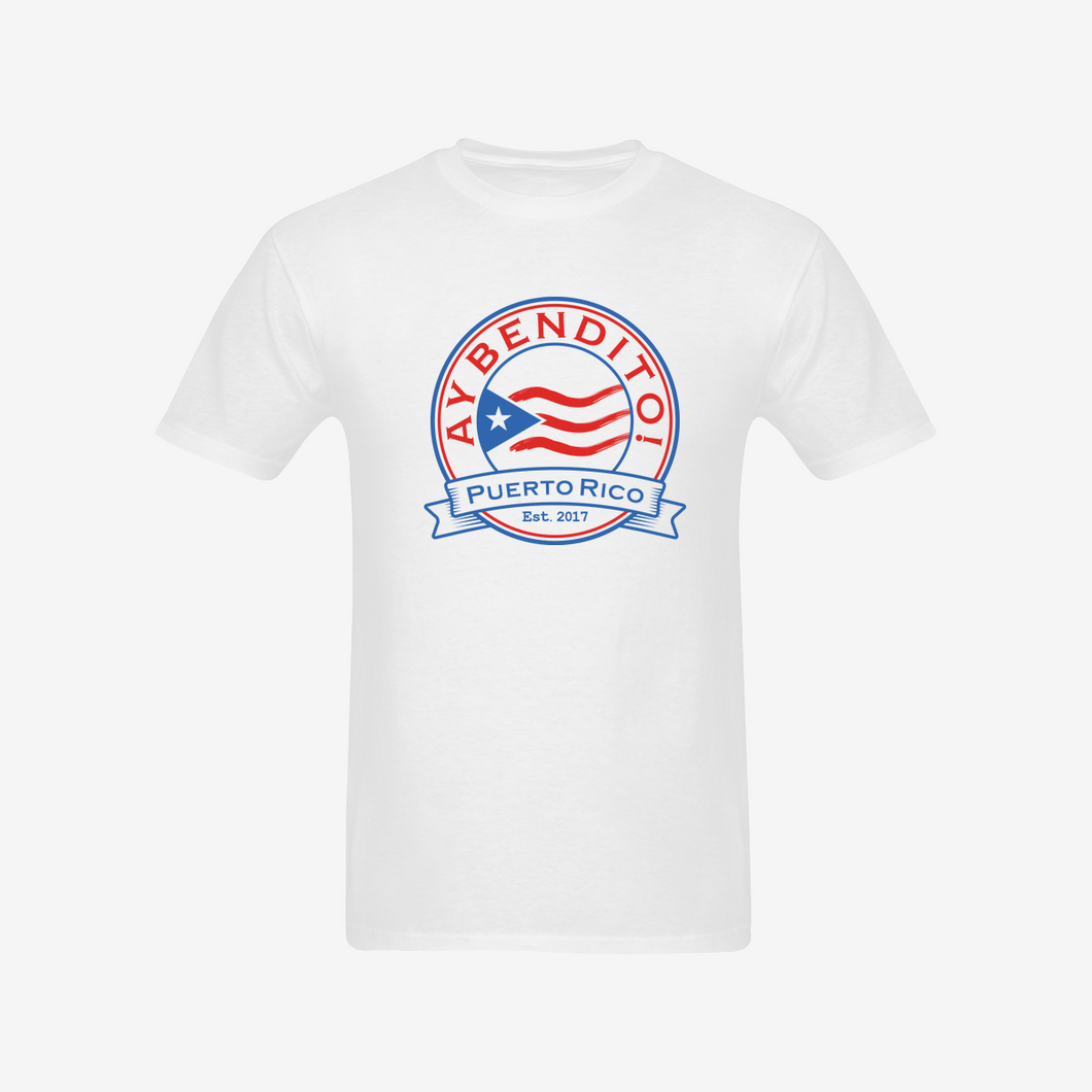 Ay Bendito! Men's T-shirt/USA Size - aybendito