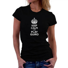 Keep Calm And Play Guiro T-Shirt - aybendito