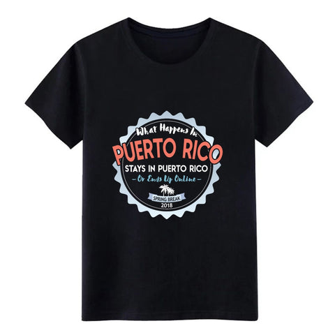 What Happens In Puerto Rico t shirt