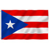 3x5 Ft Puerto Rico Rican State Flag Polyester Brass Grommets Outdoor