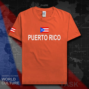 Puerto Rico men t shirt fashion 2017 jersey nation team 100% cotton t-shirt clothing tees - aybendito