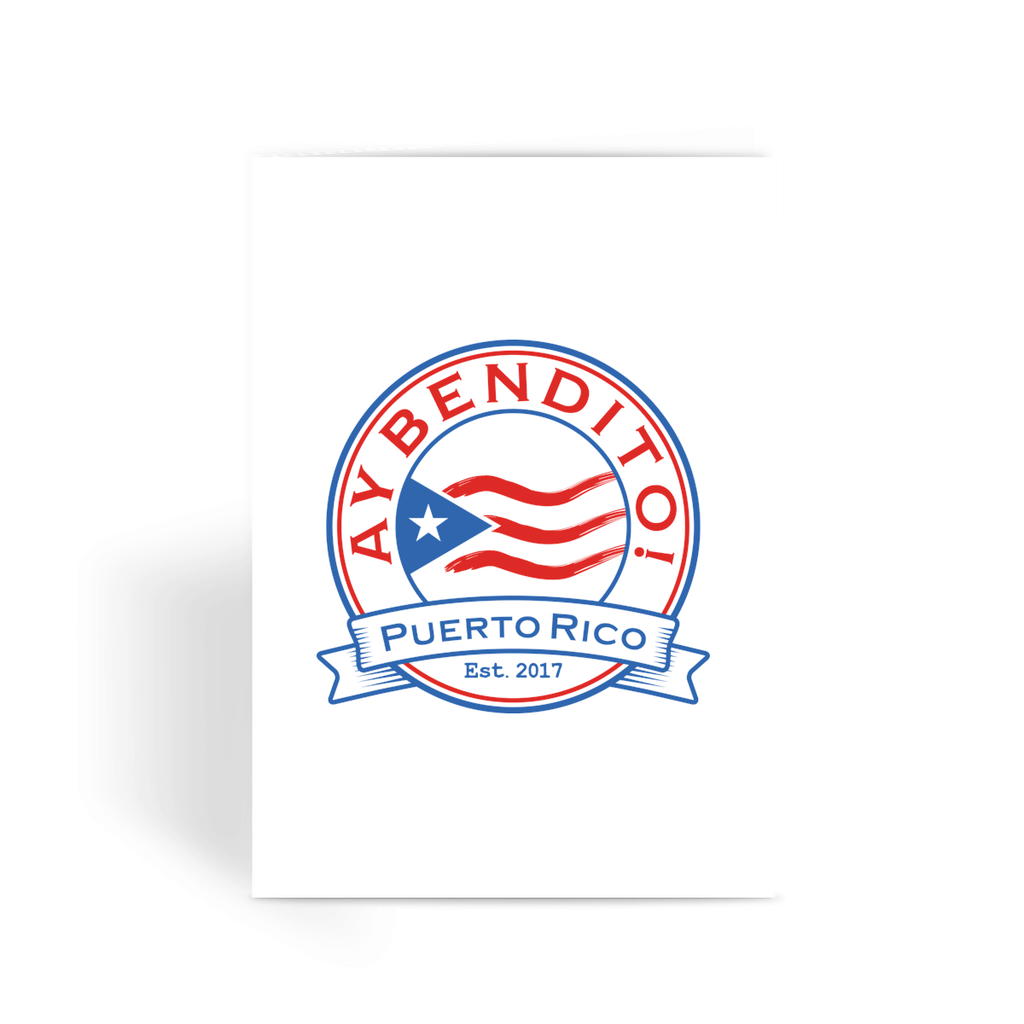 Greeting Card - aybendito
