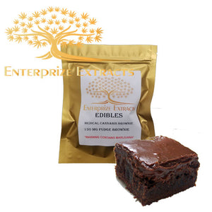 ***3x $50 SALE***500mg Brownie by Enterprize Edibles Brownie, Cloud Legends 420 - Cloud Legends 420