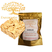 3x $50 -- 500mg Cinnamon Toast Crunch Cereal Bar by Enterprize Edibles Cereal, Enterprize Edibles - Cloud Legends 420