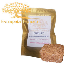 500mg Cocoa Krispy Treat by Enterprize Edibles - Cloud Legends 420