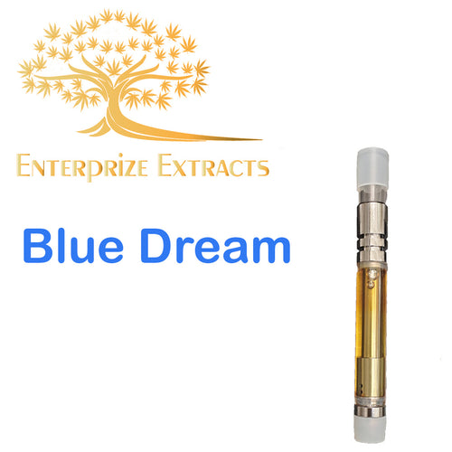 Blue Dream Vape Cartridge by Enterprize Extracts - Cloud Legends 420