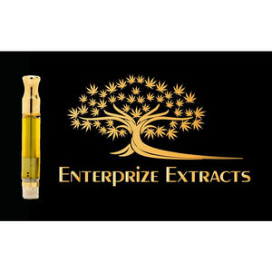 Girl Scout Cookies (GSC) CBD Vape Cartridge by Enterprize Extracts - Cloud Legends 420
