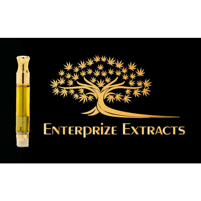Pineapple Express CBD Vape Cartridge by Enterprize Extracts - Cloud Legends 420